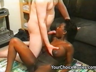 Real homemade interracial movie