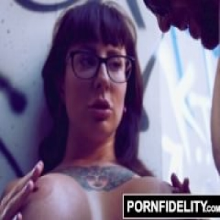 PORNFIDELITY – Dollie Darko Gets Her Ass and Pussy Filled With Jizz